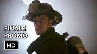 "Chicago Fire 1x24 Promo ""A Hell of a Ride"" (HD) Season Finale"