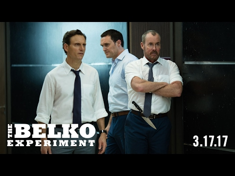"THE BELKO EXPERIMENT - CLIP #2 ""WE NEED ORDER"""