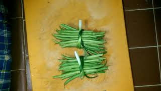 xoJane- How to Make a Green Bean Bundle