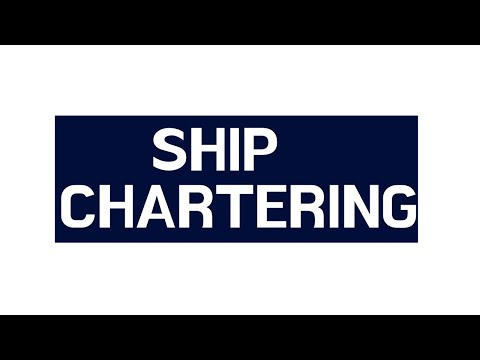 Ship Chartering in Urdu / Hindi