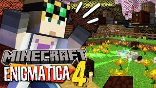 Minecraft Enigmatica 4 - INFINITE CHARCOAL SYSTEM #25