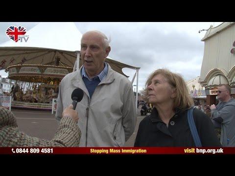 Stop Immigration NOW say British public - Jack Sen