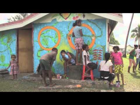 Creative Arts Pikinini - TEKS Unit, Santo, Vanuatu