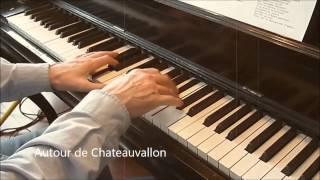 Puissance et gloire ( thème de Châteauvallon).  Piano : André Caron