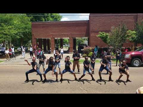 Tiger Steppers- Jefferson County Elementary School