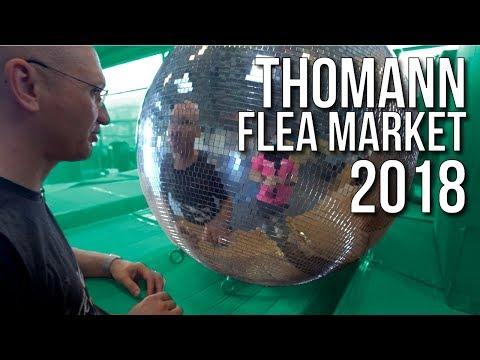 Setup At The Thomann Flea-Market 2018