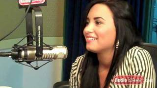 Demi Lovato Funniest Jonas Brothers Moments from Camp Rock 2 on Radio Disney