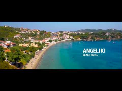 Angeliki Beach Hotel in Skiathos Megali Ammos Beach
