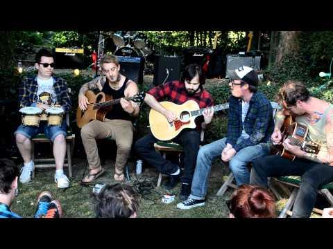 Funeral for a Friend Juneau Acoustic (LIVE)