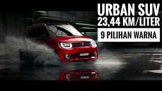 Fitur & Pilihan Warna Suzuki Ignis | 2017 |