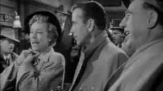 DEADLINE USA    Humphrey Bogart  1952  clip