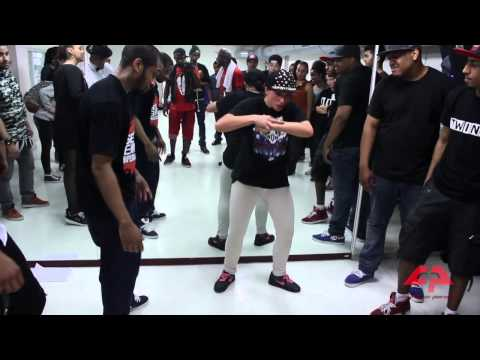 Hip Hop Huis Rotterdam   Krump call out Battle Girl Force vs Aflanis