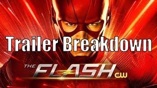 SDCC 2017: The Flash Season 4 Trailer Breakdown