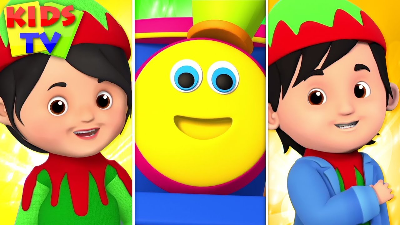 Bobs Elves | Bob The Train Shorts | Cartoon Stories for Toddlers - Kids TV