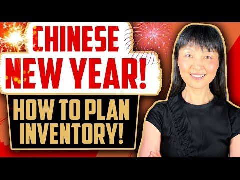 🏮🏮 CHINESE NEW YEAR 2019 || HOW TO BUY INVENTORY FOR AMAZON FBA