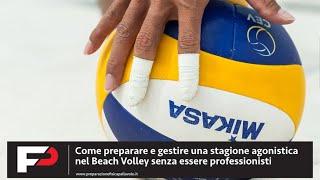 STAGIONE AGONISTICA NEL BEACH VOLLEY PER NON PROFESSIONISTI
