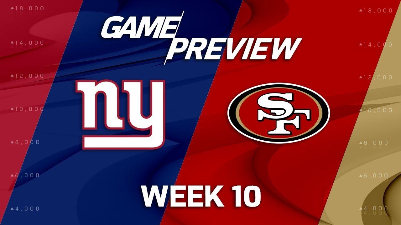 dce227a2e New York Giants vs. San Francisco 49ers