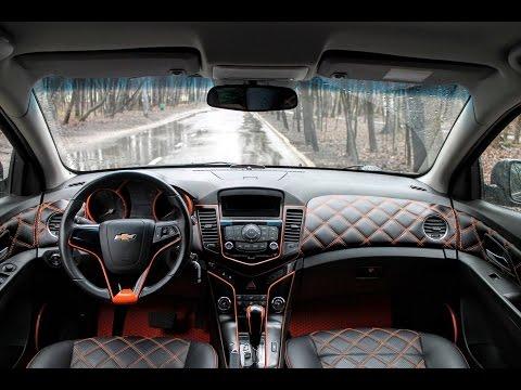Салон Шевроле Круз (Chevrolet Cruze )