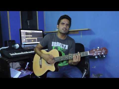 Kya yehi pyar hai guitar tutorial by shahid haidree