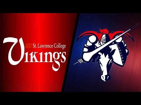 2/3/2016 BB SLC Vikings vs. Loyalist College