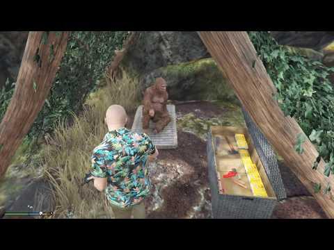 GTA 5: ТЫ НИКОГДА НЕ ДОБЕРЕШЬСЯ К ЭТОМУ ОСТРОВУ! НАШЕЛ САМЫЙ ТАЙНЫЙ ОСТРОВ С ВЫЖИВШИМ В ГТА 5