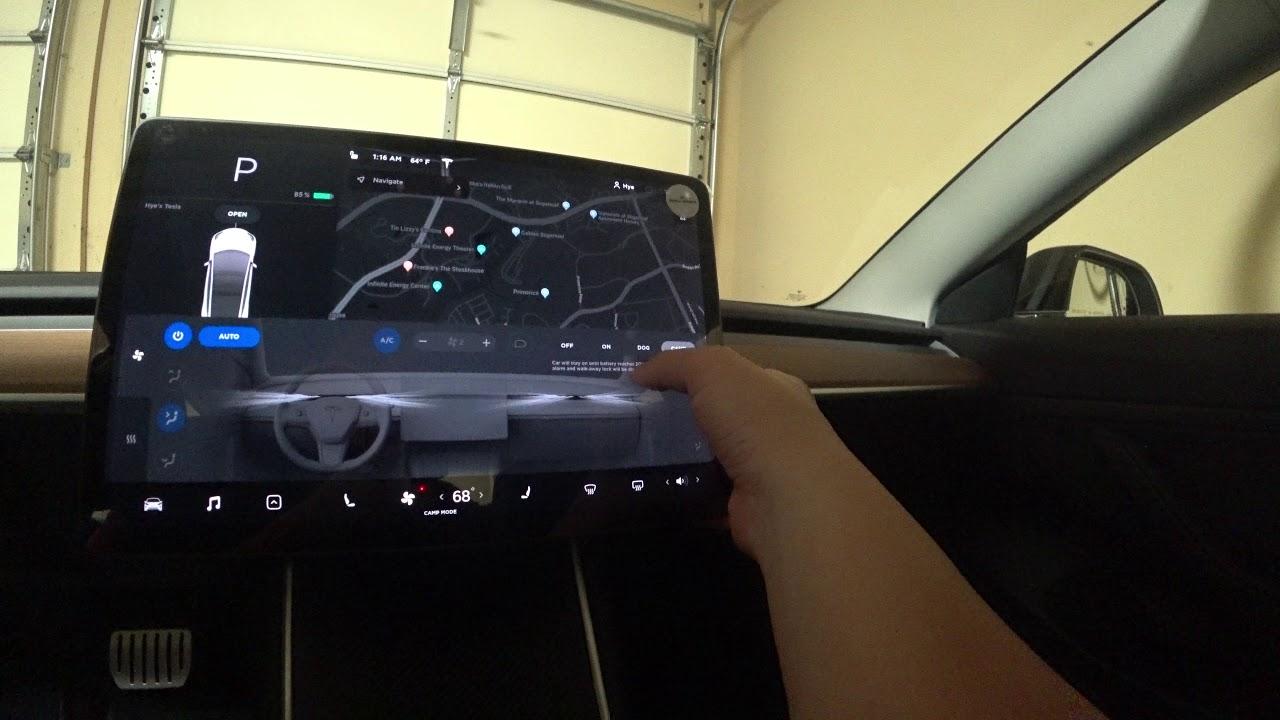 Tesla Model 3 크리스마스 이브 오토파일럿 preview 패치. stop sign, 신호등이 ...
