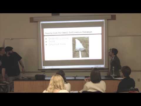 STORM TEAM :: Water Mitigation // Bio 101 // Southern Maine Community College
