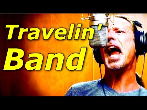 How To Belt High Notes - John Fogerty - Travelin' Band - Creedence Clearwater Revival - Ken Tamplin
