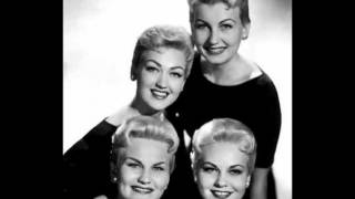 Shepherd Sisters - Alone (Why Must I Be Alone) - Lance T-125 - 1957