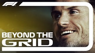 David Coulthard Interview | Beyond The Grid | Official F1 Podcast