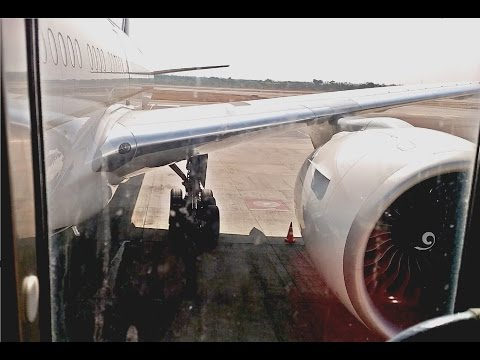 BUSINESS CLASS * Saudi Airlines A330-300 : Jeddah To Hyderabad