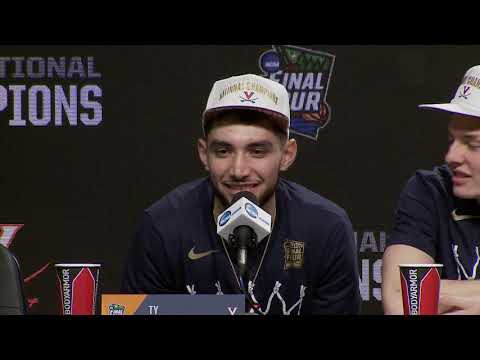 MEN'S BASKETBALL: NCAA Championship - Press Conference