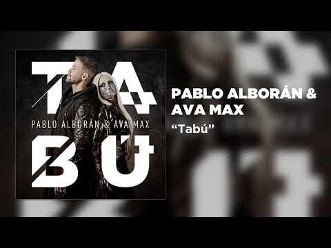 Pablo Alborán & Ava Max - Tabú [Official Audio]