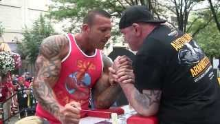 Wrist Wrestling, 7/2/2015, World Police and Fire Games