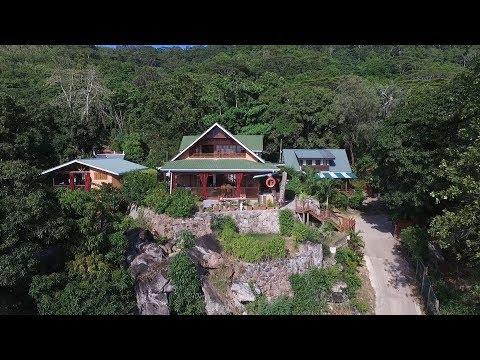 Seychelles #1 of top guest houses - self caterings on La Digue / Kaz Ladoueur