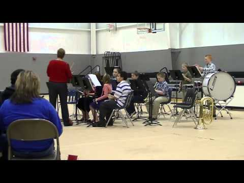 2012-12-06 Micah's Band Program - Renick, Missouri  - HD