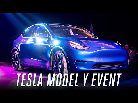Adam Rivers - Tesla's got a SUV that will be coming out in 2020