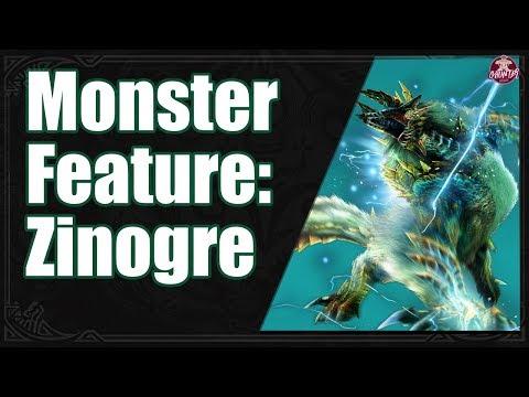 Monster Feature | Zinogre