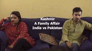 KASHMIR | India vs Pakistan | Faiza Saleem Ft. Mooroo and Bassam