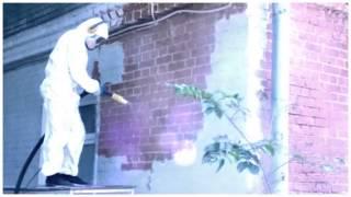 Очистка краски с фасада мягким бластингом(, 2015-07-12T10:31:48.000Z)