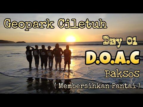 baksos---membersihkan-pantai-di-geopark-ciletuh- -touring-ke-sukabumi-with-d.o.a.c-part-01