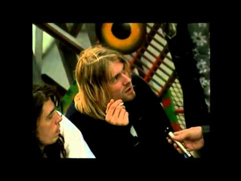 Nirvana Interview Canada 1991