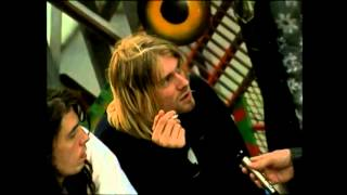 Nirvana Interview Canada 1991