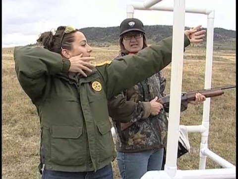 Montana 39 s women game wardens youtube for Fish and game warden