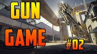 "COD: Advanced Warfare PC ""Gun Game"" Gameplay on solar #2 1080pHD"