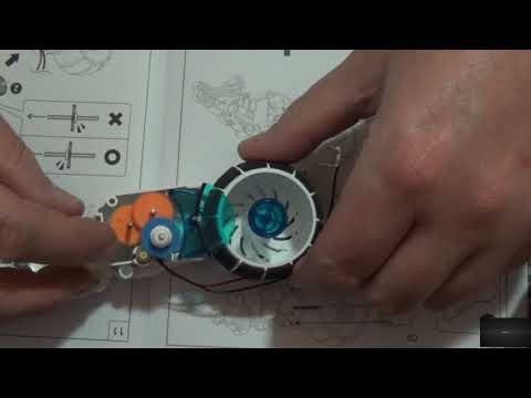 Salt Water Fuel Cell Motorcycle Part 2