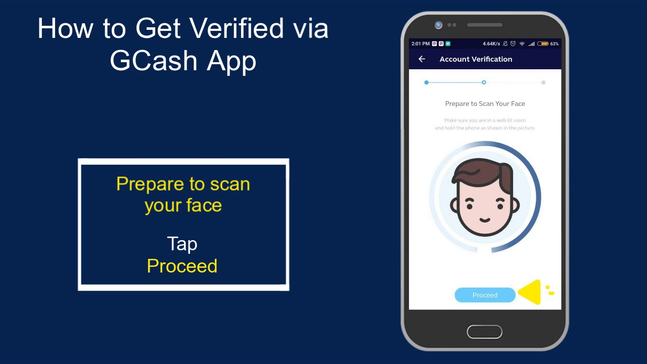 How to Get Verified in GCash App KYC Sept 2018