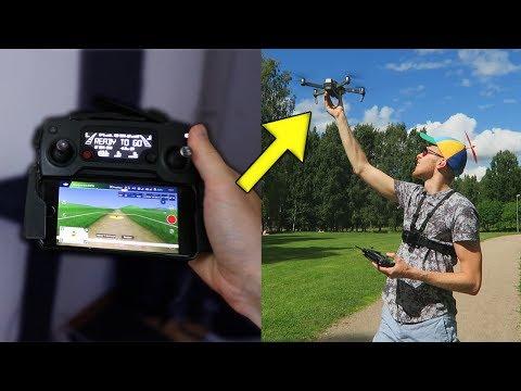 Paras Drone Tällä Hetkellä?! (DJI Mavic Pro)