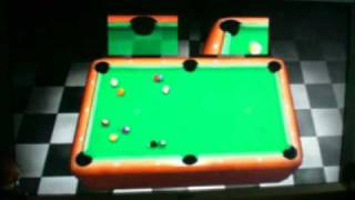 Wii Play Billiards - Impossible (!) Shot