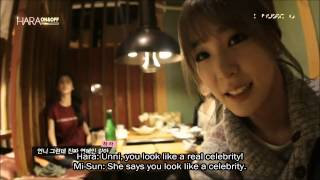 [ENG SUB] Tiffany (SNSD) on Hara (KARA) On & Off: The Gossip